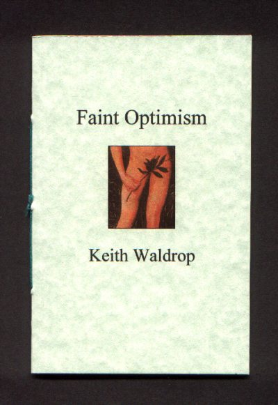 Cover of Faint Optimism by Keith Waldrop