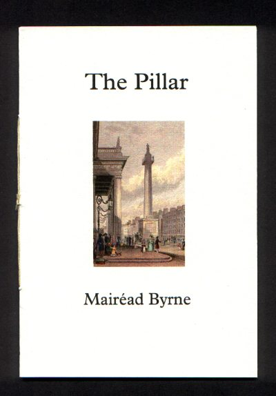 Cover of The Pillar by Mairead Byrne
