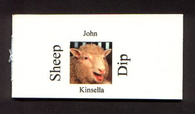 Cover of Sheep Dip by John Kinsella